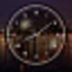Logo New York Clock