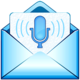 Logo Ecrire SMS par la voix