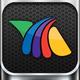 Logo Azteca Deportes Tablet