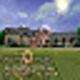 Logo Flower Clock 3D Screensaver
