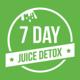 Logo 7 Day Juice Detox Cleanse