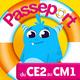 Logo Passeport du CE2 au CM1