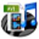 Logo Emicsoft DVD en AVI Convertisseur pour Mac