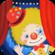 Logo Peekaboo cirque