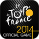 Logo Tour de France 2014 Le jeu iOS