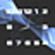 Logo Box Clock Screensaver