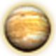 Logo Planet Jupiter 3D Screensaver