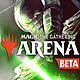 Logo Magic : The Gathering Arena