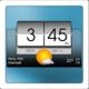 Logo 3D Flip clock