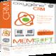 Logo Memsoft CRM Gestion Relation Clients Oxygène 10