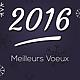 Logo Carte de voeux 2016