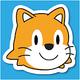 Logo ScratchJR mobile