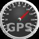 Logo Compteur de vitesse GPS