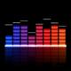 Logo Audio Glow Live Wallpaper