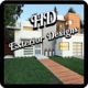 Logo HD Home Exteriors Designs Free