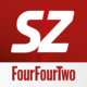 Logo FourFourTwo Football Stats Zone iOS