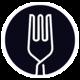 Logo UberEATS iOS