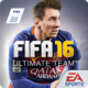 Logo FIFA 16 Ultimate Team iOS