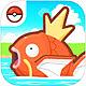 Logo Pokemon : Magikarp Jump iOS