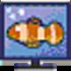 Logo Crawler 3D Tropical Aquarium Screensaver