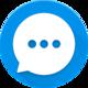 Logo Truemessenger Android