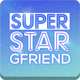 Logo SuperStar GFRIEND Android