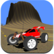 Logo RC Voiture Colline Racing 3D