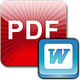 Logo Aiseesoft Mac PDF Word Convertisseur