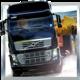 Logo Camion Simulateur : Ville