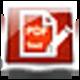 Logo 4Videosoft Convertisseur PDF en Texte pour Mac