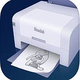 Logo ACTPrinter – Imprimante virtuelle iPhone iPad Mac