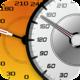 Logo Supercars Compteur de vitesse
