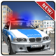 Logo Police Car Parking 3D