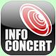 Logo Infoconcert iOS