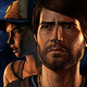 Logo The Walking Dead : A new frontier