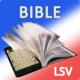 Logo La Sainte Bible, Louis Segond