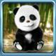 Logo Panda Parler