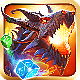 Logo Dungeon Gems Android