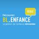 Logo BL.Enfance (E-Enfance)