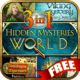 Logo Hidden Object – Mystery Worlds