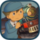 Logo Layton: Diabolical Box in HD IOS