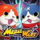 Logo Yo-Kai Watch Medal Wars IOS