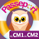 Logo Passeport du CM1 au CM2