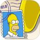 Logo Les Simpson Springfield iOS