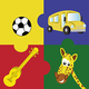 Logo Jeux d'énigmes éducatives