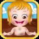 Logo Baby Hazel Spa Bath