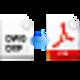 Logo DWG DXF to PDF Converter