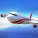Logo Flight Pilot Simulator 3D Free