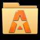 Logo ASTRO File Mgr Pro (clé)