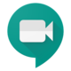 Logo Google Meet iOS